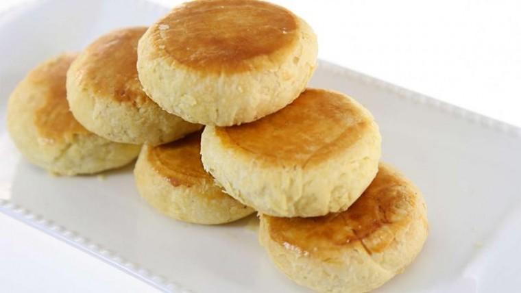 Resep Kue Pia Kacang Hijau