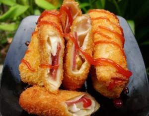 Resep Risoles Mayonaise