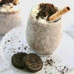 Cara Membuat Es Krim Oreo Spesial Lembut Segar