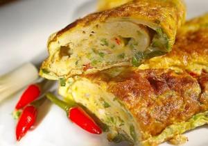 Cara Membuat Telur Dadar Kentang Gurih dan Lezat