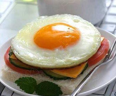 Cara Membuat Telur Mata Sapi Spesial Nikmat