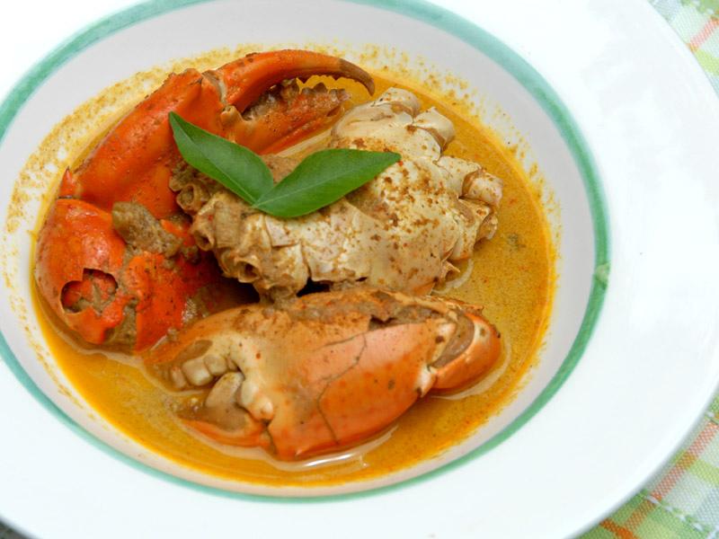 Resep Cara Membuat Gulai Kepiting
