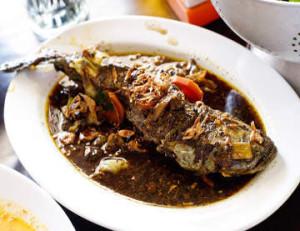 Resep Cara Membuat Ikan Gabus Pucung