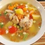 Resep Cara Membuat Sop Ayam Spesial Sedap