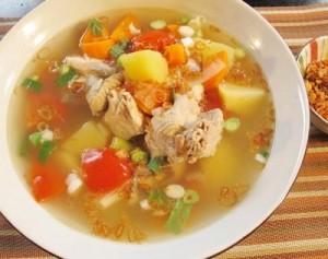 Resep Cara Membuat Sop Ayam Spesial