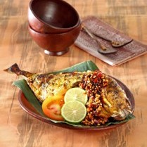 Resep Membuat Ikan Etong Bakar Spesial