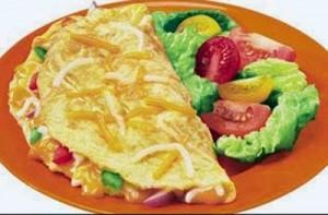 Cara Membuat Omelet Telur Enak dan Lezat