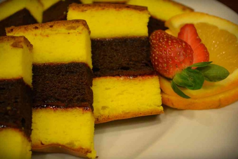 Cara Membuat Lapis Surabaya - Resep Kue Lapis Jagung
