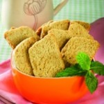 Cara Membuat Biskuit Kopi Kelapa Gurih