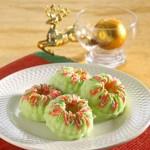 Cara Membuat Cake Kukus Melon Enak Lezat
