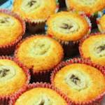 Resep Membuat Cup Cake Pisang Lezat Nikmat