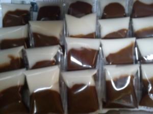 hunkwe cokelat