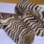 Resep Membuat Kue Zebra Manis Lembut