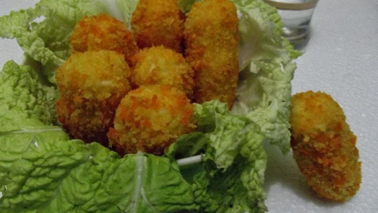 √ Cara Membuat Pom-Pom Potato Enak Gurih