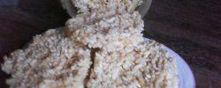 Resep Membuat Kue Rangginang Renyah