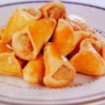 Cara Membuat Kue Kering Isi Durian Gurih