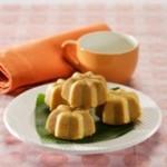 Cara Membuat Kue Bolu Sakura Karamel Lembut Manis