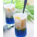 Resep Cara Membuat Es Blue Saphire Nikmat