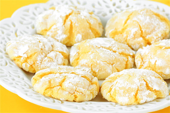 Cookies Lemon