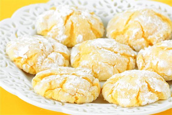 Cookies Lemon