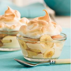 puding pisang krim