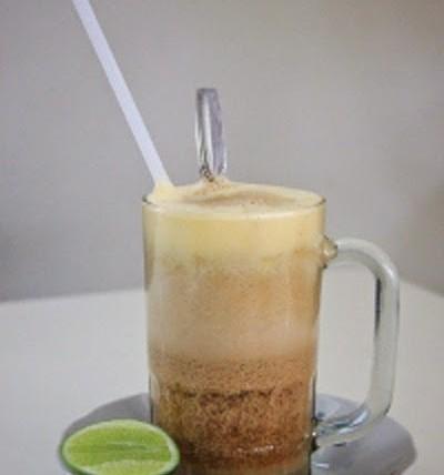 Resep Minuman Teh Talua Padang Nikmat