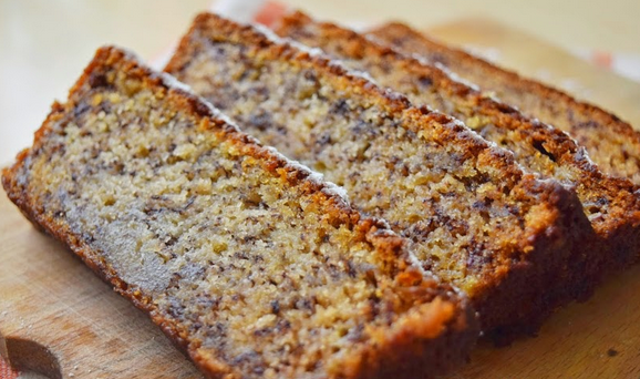Cara Membuat Cake Pisang Ambon Panggang Empuk Dan
