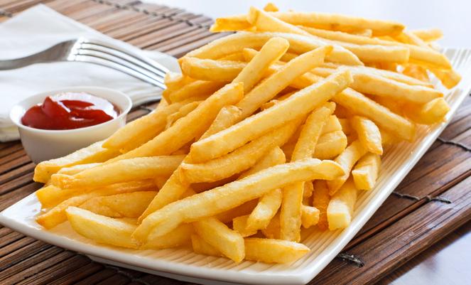 resep Kentang Goreng French Fries