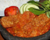 resep tempe penyet sambal bawang