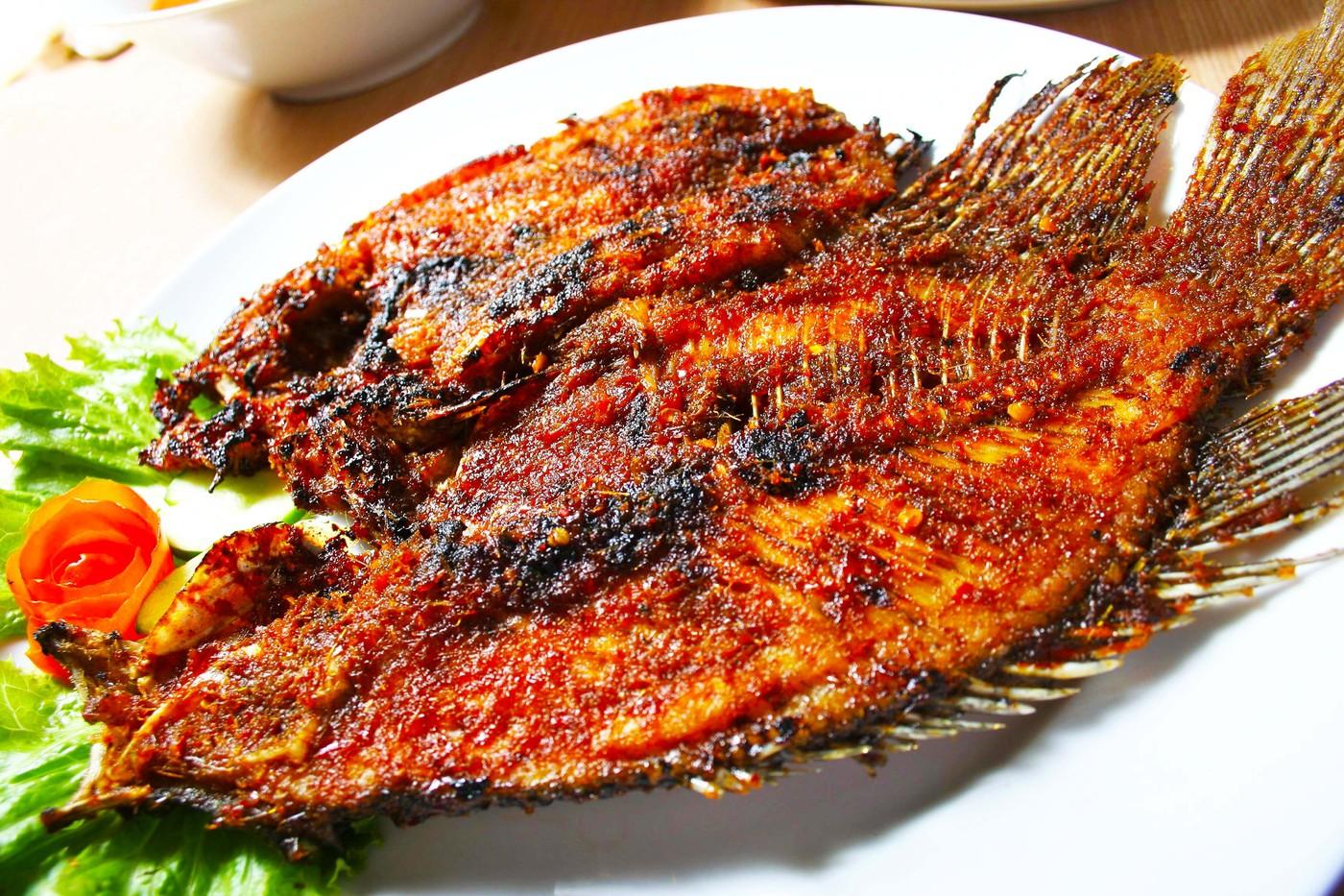 √ Resep Ikan Bakar Gurame Enak dan Lezat