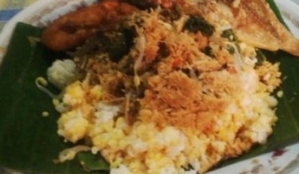 Cara Membuat Nasi Jagung