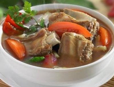 Resep Sup Kambing