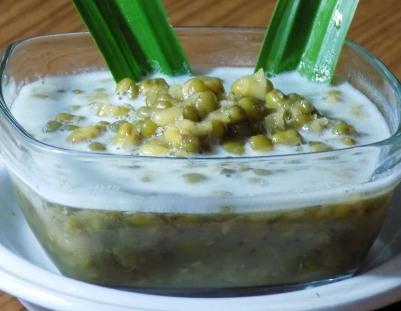 Resep Bubur Kacang Hijau Susu