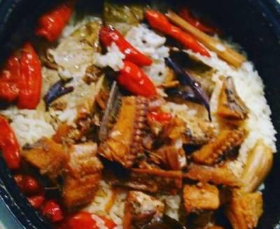 Mar 22 Cara Membuat Nasi Liwet Ikan Peda Nikmat