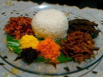 Cara Membuat Nasi Krawu khas Gresik