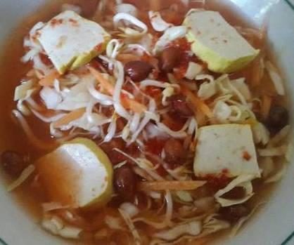 Mar 26 Cara Membuat Asinan Sayur khas Bogor