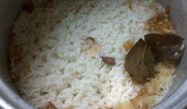 Cara Membuat Nasi Uduk Dengan Rice Cooker