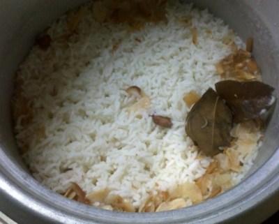Mar 29 Cara Membuat Nasi Uduk Rice Cooker Mudah Praktis