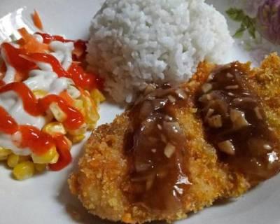 Resep Chicken Katsu Spesial Enak