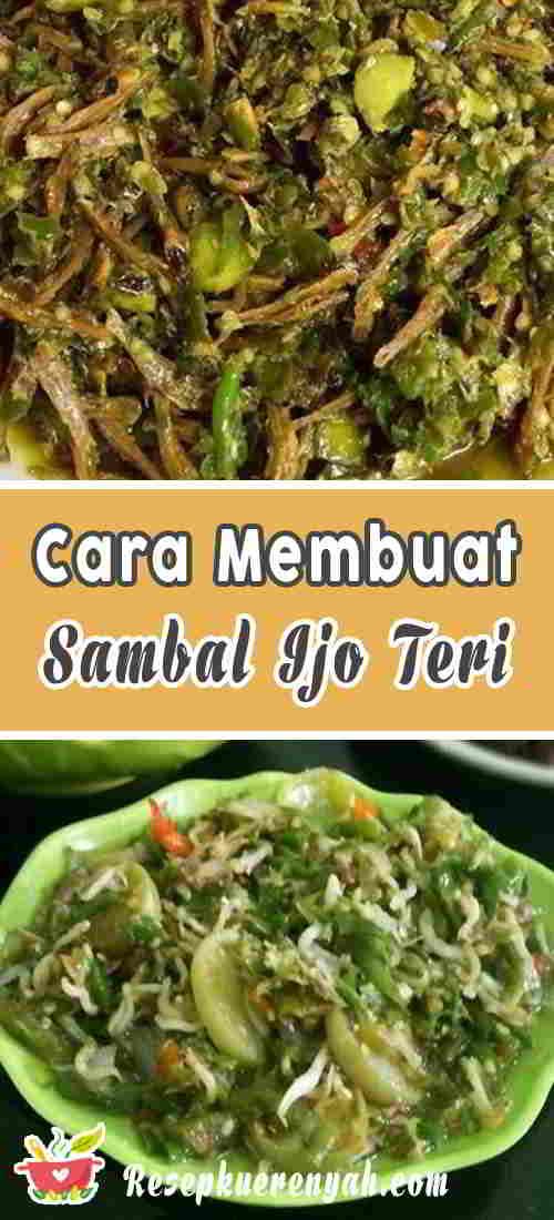 Sambal-Ijo-Teri-Medan