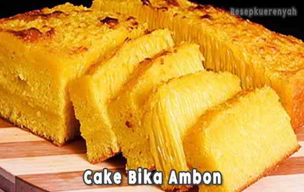 Kue-Bika-Ambon
