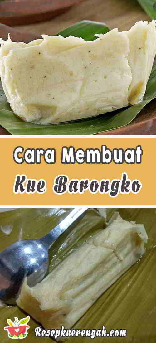 Cara-Membuat-Kue-Barongko