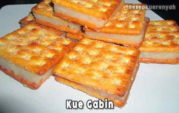 Kue Gabin CaraBiasa.com