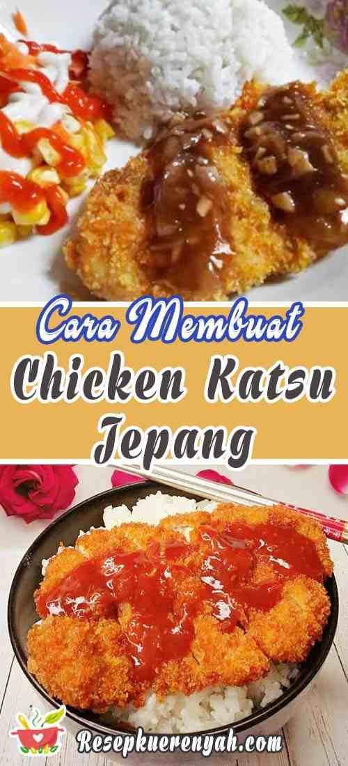 Cara Membuat Chicken Katsu Jepang