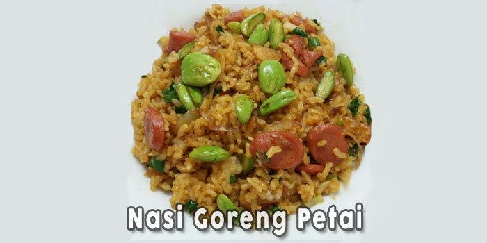 Nasi-Goreng-Petai