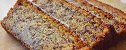 Cara Membuat Cake Pisang Ambon Panggang Empuk