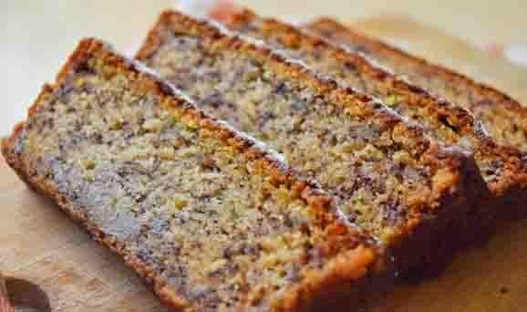Cake Pisang Ambon Enak