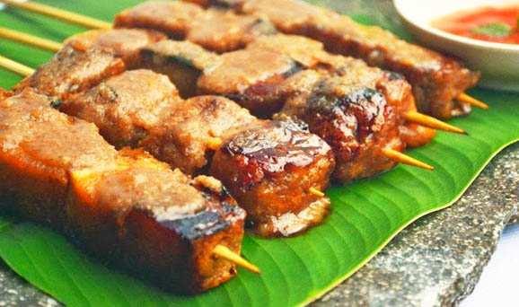 Resep Sate Tahu