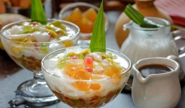 Cara Membuat Es Goyobod Khas Bandung