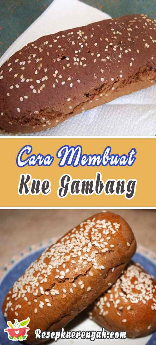 Cara Membuat Roti Gambang